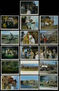 """Movie Posters:Western, How the West Was Won (MGM, 1962). Color Stills (16) (8"""" X 10""""). Western. Directed by Henry Hathaway, John Ford and George Ma... (Total: 16 Items)"""
