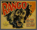 "Movie Posters:Adventure, Rango (Paramount, 1931). Lobby Card (11"" X 14""). Adventure.Directed by Ernest B. Schoedsack. Starring Claude King, Douglas ..."