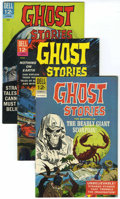 Silver Age (1956-1969):Horror, Ghost Stories #12-21 Group (Dell, 1965-68) Condition: AverageNM-.... (Total: 10 Comic Books)
