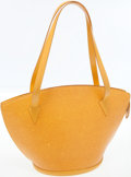 Luxury Accessories:Bags, Louis Vuitton Yellow Epi Leather St Jacques Tote Bag. ...