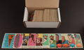 Football Cards:Sets, 1959 & 1960 Topps Football Partial Sets Plus Extras Pair (2). ...