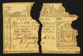Colonial Notes:New York, New York February 16, 1771 £5 Very Fine.. ...