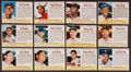 Baseball Cards:Lots, 1963 Post Cereal Baseball Collection (169). ...