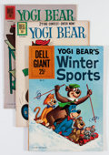 Silver Age (1956-1969):Cartoon Character, Yogi Bear Group (Dell/Charlton, 1961-71) Condition: Average GD/VG.... (Total: 30 Comic Books)