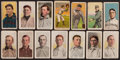 Baseball Cards:Lots, 1910's-Era T206, E106 & M116 Sporting Life Collection (14). ...