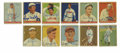 Autographs:Sports Cards, 1933 Goudey Signed Cards Group Lot of 11. Group of eleven signedcards are being offered here, with each of them having bee...