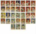 Autographs:Sports Cards, 1949 Bowman Baseball Signed Cards Group Lot of 31. Group lot of 31 signed cards from the 1949 Bowman baseball issue. Inclu...
