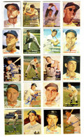 Autographs:Sports Cards, 1957 Topps Baseball Signed Cards Group Lot of 43. From thecollector-favorite 1957 Topps issue, we offer this sampling of 4...