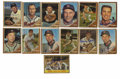 Autographs:Sports Cards, 1962 Topps Baseball Signed Cards Group Lot of 45. Forty-five Signed cards from the 1962 Topps issue. Highlights include: Ha...