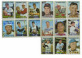 Autographs:Sports Cards, 1967 Topps Baseball Signed Cards Group Lot of 84, 79 Unique. Fromthe '67 Topps baseball issue we offer this group lot of 8...