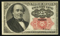 Fractional Currency:Fifth Issue, Fr. 1308 25¢ Fifth Issue About New.. ...