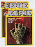 Magazines:Horror, Eerie #36 Group (Warren, 1971) Condition: Average NM.... (Total: 2 Comic Books)
