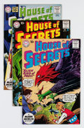 Silver Age (1956-1969):Mystery, House of Secrets Group (DC, 1959-74).... (Total: 22 Comic Books)