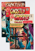 Bronze Age (1970-1979):Horror, Ghostly Tales Group (Charlton, 1968-74) Condition: Average VF-....(Total: 25 Comic Books)