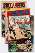 Golden Age (1938-1955):Miscellaneous, Comic Books - Assorted Golden and Silver Age Comics Group (Various Publishers, 1940s-'60s) Condition: Average GD.... (Total: 20 Comic Books)