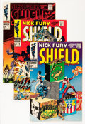Modern Age (1980-Present):Superhero, Nick Fury and S.H.I.E.L.D.-Related Group (Marvel, 1968-93)Condition: NM.... (Total: 37 Comic Books)