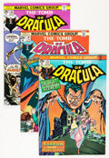 Bronze Age (1970-1979):Horror, Tomb of Dracula and Others Group (Marvel, 1970s) Condition: AverageNM-.... (Total: 25 Comic Books)