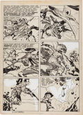 "Original Comic Art:Panel Pages, Jack Kirby Boys' Ranch #1 ""The Man Who Hated Boys"" Page 3Original Art (Harvey, 1951)...."