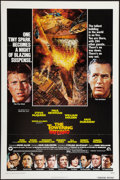 "Movie Posters:Action, The Towering Inferno (20th Century Fox, 1974). One Sheet (27"" X41"") Flat Folded. Action.. ..."
