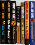 Books:Mystery & Detective Fiction, James Lee Burke. Group of Seven Books, Five First Edition, First Printing. Various publishers. Heartwood is a book club ...