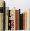 Books:Books about Books, [Books About Books]. Group of 13 Titles Related to Books and Book Arts. Various publishers. Generally very good....
