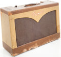Musical Instruments:Electric Guitars, Circa 1960 Premier Twin 12 Two-Tone Guitar Amplifier. ...