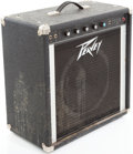 Musical Instruments:Amplifiers, PA, & Effects, 1980s Peavey TKO 80 Black Guitar Amplifier....