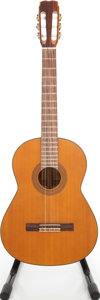 Musical Instruments:Acoustic Guitars, 1970s Conn Natural Classical Guitar....