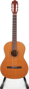 Musical Instruments:Acoustic Guitars, 1972 Guild Mark II Natural Classical Acoustic Guitar, Serial #65339....