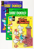 Bronze Age (1970-1979):Cartoon Character, Daisy and Donald File Copies Group (Whitman, 1973-84) Condition:Average VF/NM.... (Total: 37 Comic Books)