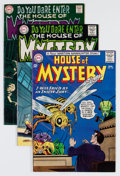 Silver Age (1956-1969):Horror, House of Mystery Group (DC, 1965-73) Condition: Average VF....(Total: 10 Comic Books)