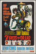 "Movie Posters:Fantasy, The 7 Faces of Dr. Lao (MGM, 1964). One Sheet (27"" X 41"").Fantasy.. ..."