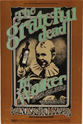 "Music Memorabilia:Posters, Grateful Dead Fillmore West Concert Poster BG-176 (Bill Graham,1969) This is the ""Cool Ade"" poster, featuring a 19th or ea...(Total: 1 Item)"