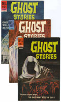 Silver Age (1956-1969):Horror, Ghost Stories #23-37 Group (Dell, 1970-73) Condition: AverageNM-.... (Total: 15 Comic Books)