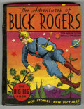 Platinum Age (1897-1937):Miscellaneous, Big Big Book #4057 - Adventures of Buck Rogers (Whitman, 1934)Condition: Apparent FN. Buck Rogers on Planet Eros. A great a...