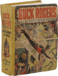 "Golden Age (1938-1955):Science Fiction, Big Little Book #1490 Buck Rogers (Whitman, 1943) Condition:Apparent VG-. Titled ""...and the Super-Dwarf of Space."" Spine r..."