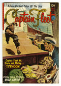 Golden Age (1938-1955):Adventure, Captain Fleet #1 (Ziff-Davis, 1952) Condition: FN/VF. Painted cover. Based on this copy's provenance, we think it is possibl...