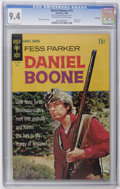 Silver Age (1956-1969):Adventure, Daniel Boone #15 File Copy (Gold Key, 1969) CGC NM 9.4 Off-white to white pages....