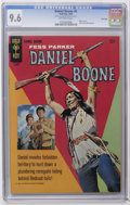 Silver Age (1956-1969):Adventure, Daniel Boone #5, 6, and 15 File Copies CGC Group (Gold Key, 1966-69). Contains a CGC NM- 9.2 copy of #5 (photo cover, ba... (Total: 3 Comic Books)