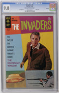 Silver Age (1956-1969):Science Fiction, The Invaders #4 File Copy (Gold Key, 1968) CGC NM/MT 9.8 Off-white to white pages. Photo cover. Dan Spiegle art. Highest CGC...