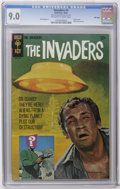 Silver Age (1956-1969):Adventure, The Invaders File Copies CGC #1 and 3 Group (Gold Key, 1967-68). One CGC VF/NM 9.0 copy of #1, and one CGC NM+ 9.6 c... (Total: 2 Comic Books)