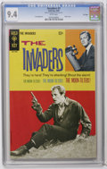 Silver Age (1956-1969):Adventure, The Invaders #3-4 CGC Group - File Copies (Gold Key, 1968) Condition: CGC Average NM 9.4. Includes #3 and 4, both CGC graded... (Total: 2 Comic Books)