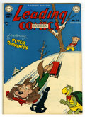 "Golden Age (1938-1955):Funny Animal, Leading Comics #36 Davis Crippen (""D"" Copy) pedigree (DC, 1949)Condition: VF/NM. Funny animal stories. Overstreet 2006 VF/N..."