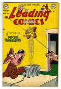 """Golden Age (1938-1955):Funny Animal, Leading Screen Comics #49 Davis Crippen (""""D"""" Copy) pedigree (DC,1951) Condition: FN/VF. Funny animal stories. Overstreet 20..."""