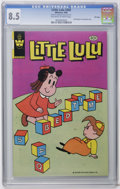Modern Age (1980-Present):Humor, Little Lulu #260 File Copy (Whitman, 1980) CGC VF+ 8.5 Off-white towhite pages. Distributed in multi-packs only. Low distri...