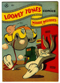 """Golden Age (1938-1955):Cartoon Character, Looney Tunes and Merrie Melodies Comics #69 Davis Crippen (""""D""""Copy) pedigree (Dell, 1947) Condition: VF. Overstreet 2006 VF..."""