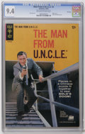 Silver Age (1956-1969):Adventure, Man from U.N.C.L.E. File Copies CGC #2 through 7 Group (Gold Key, 1965-66). Includes CGC NM 9.4 copies of #2, 3, 4, 5, 6... (Total: 6 Comic Books)