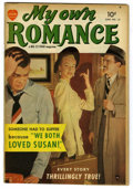 Golden Age (1938-1955):Romance, My Own Romance #12 (Marvel, 1950) Condition: FN. Photo cover.Overstreet 2006 FN 6.0 value = $27. From the Collection ofJ...