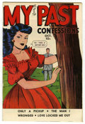 Golden Age (1938-1955):Romance, My Past #8 Mile High pedigree (Fox Features Syndicate, 1949) Condition: FN+. White cover. Overstreet 2006 FN 6.0 value = $30...