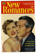 Golden Age (1938-1955):Romance, New Romances #7 (Standard, 1951) Condition: FN. Ray Miland and JoanFontaine photo cover. Overstreet 2006 FN 6.0 value = $27...